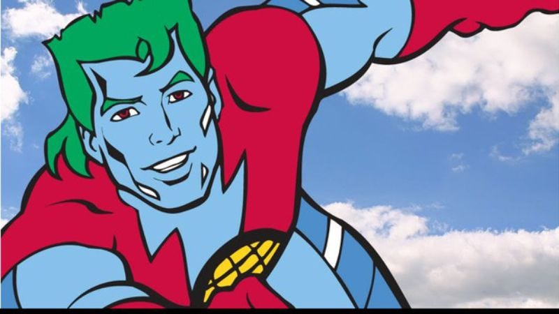 Illustration for article titled News of an impending Captain Planet movie heroically recycled