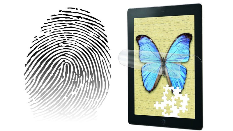 Illustration for article titled Fingerprints Magically Fade Away On 3M's New Screen Protectors