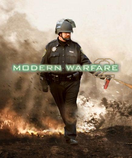 18j154t2pkrd3jpg pepper spray cop is now a video game joke, too