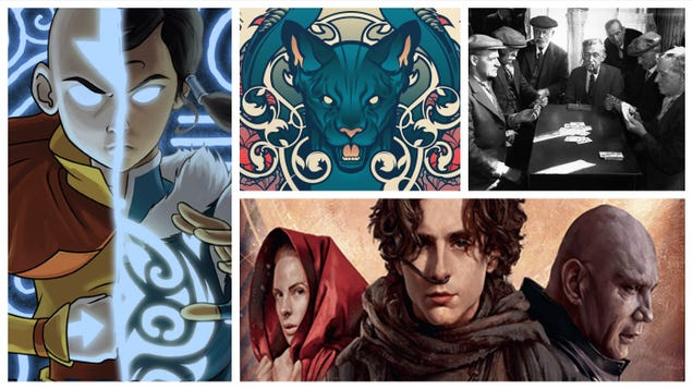 Dune, Avatar: The Last Airbender, and Saying Farewell to Gaming News