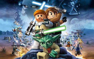 Illustration for article titled All Six Star Wars Movies Will Be Retold In A LEGO Animated TV Series