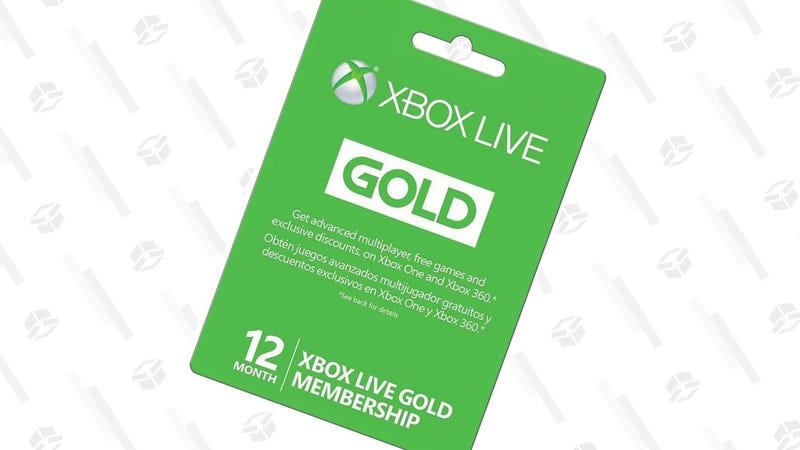 Xbox Live Gold 12 Months   $44   eBay