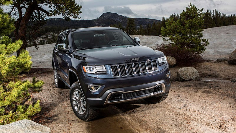 ... When There Was Scarcely A Chrysler Product That Wasnu0027t A Jeep Wrangler  Or A Ram Worth Recommending To A Normal Person. And Then The New Grand  Cherokee ...