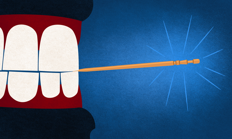 Illustration for article titled Fancy Toothpicks Are My Cleanest Vice
