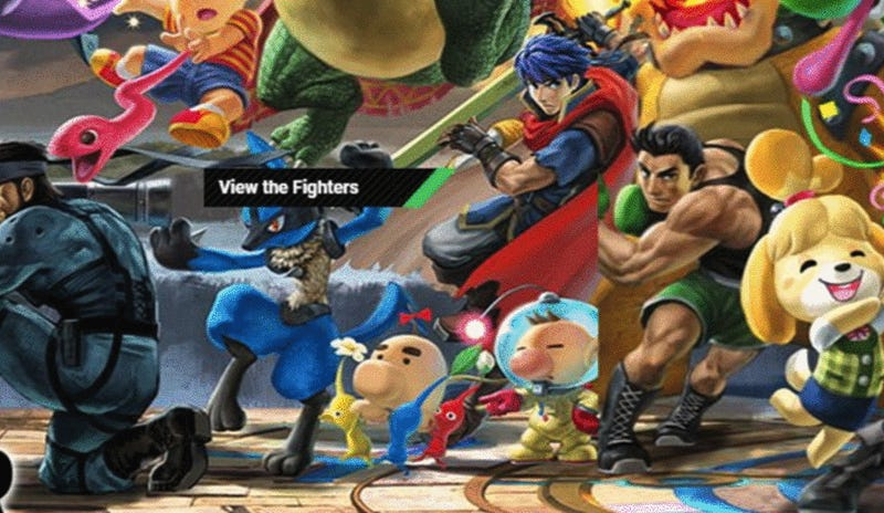 Smash Bros  Fans Are At War Over Whether The Latest Rumors Are True