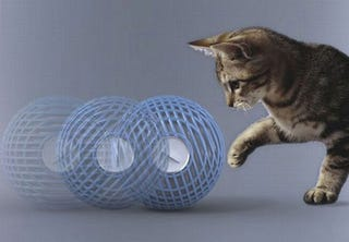 Illustration for article titled Motion-Powered Humidifier Promotes Enslaving Innocent Cats