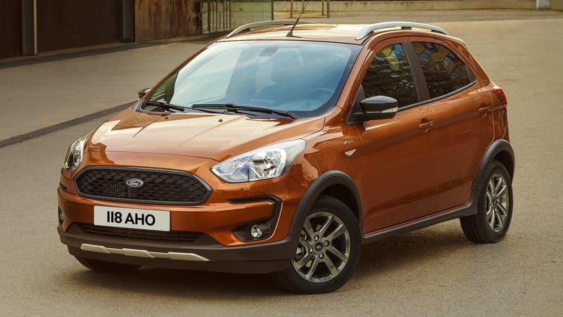 Pictured: Ford's global Ka Active model. Photo: Ford