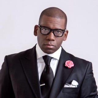Pastor Jamal H. BryantJamal Bryant/Twitter