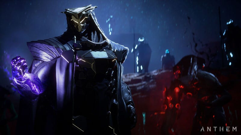 BioWare Wants You To Know That Story Is A Priority For Anthem