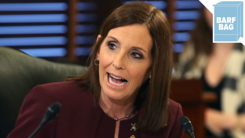 Illustration for article titled Senator Martha McSally Says She Was Raped While in the Air Force