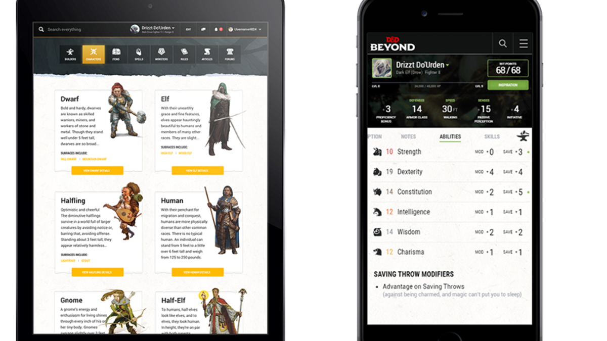 How Dungeons & Dragons' New App Will Make Role-Playing