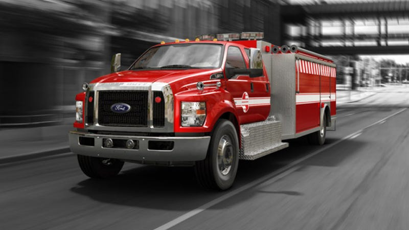 Make The Truck Of Your Childhood Dreams On The Ford F-650 Configurator