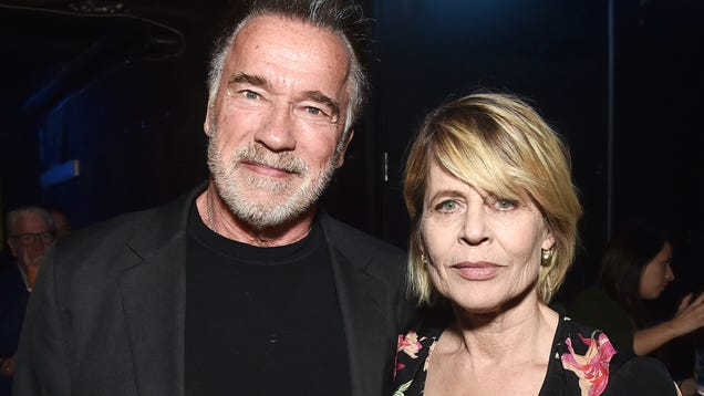 """Linda Hamilton on all those Terminator movies she wasn't in: """"They're very forgettable, aren't they?"""""""