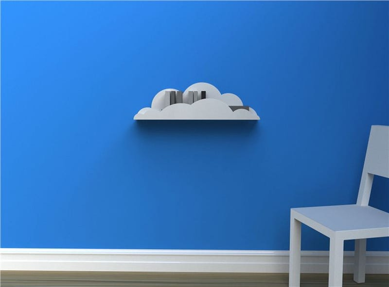 Illustration for article titled Store Your Physical Media On The Cloud (Shelf)