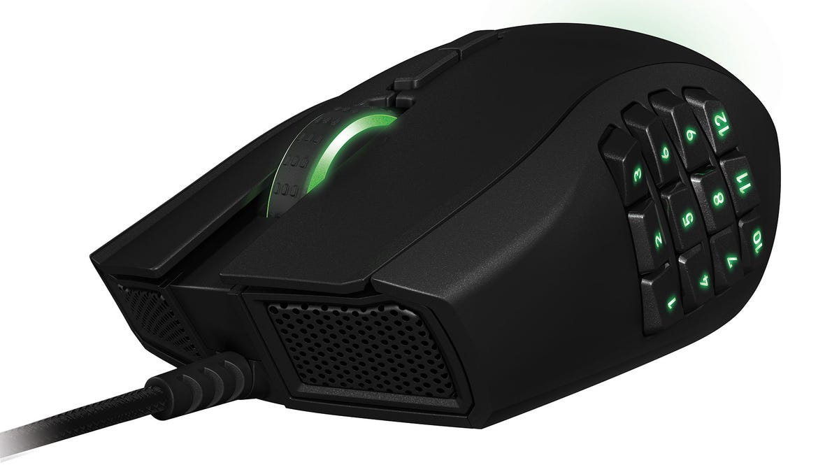 2bc2f99bc3c No Gaming Mouse Is This Exciting, But The New Naga Comes Close