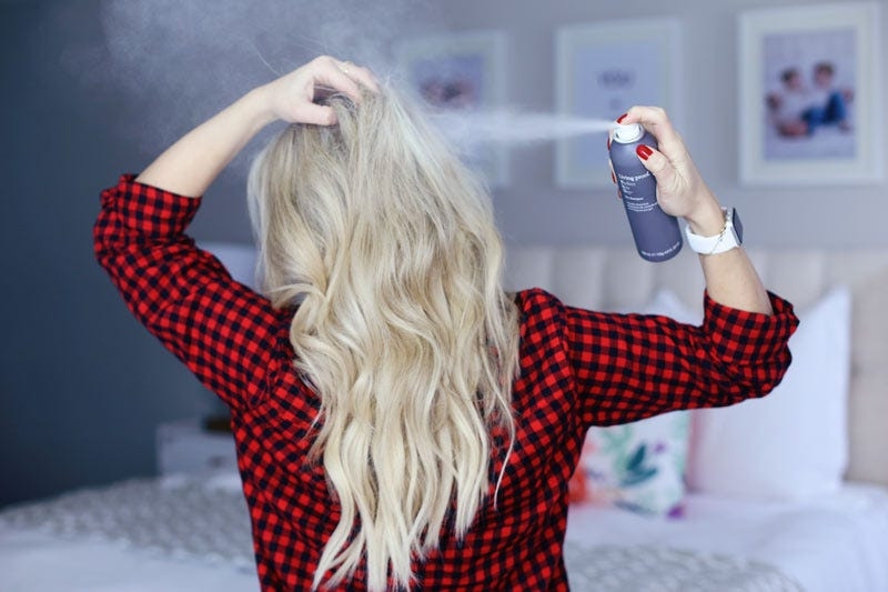 Living Proof Perfect hair Day dry shampoo, $22