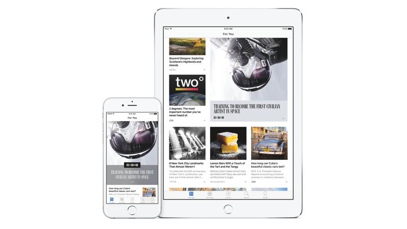 Illustration for article titled Cómo activar Apple News en iOS 9 para cualquier país