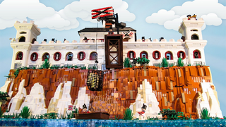 Illustration for article titled Massive Pirate LEGO Build Is Full Of Secrets