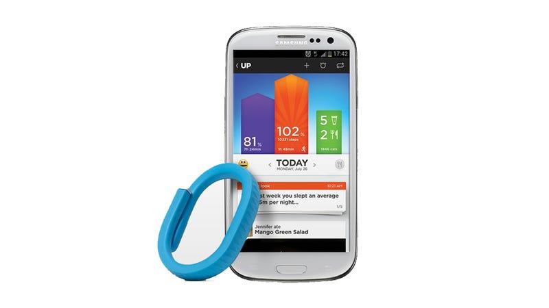Illustration for article titled El medidor de actividad Jawbone llega a Europa y a Android