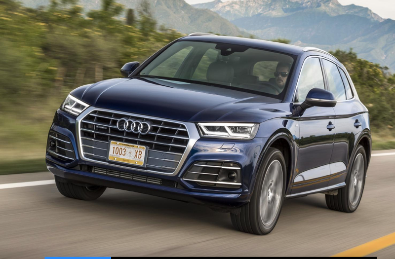 "Those are Mexican plates on the Q5 press pics, it's got FEDERAL license plates, reading ""Traslado"" looks like Manufacturer/dealer plates in the USA"
