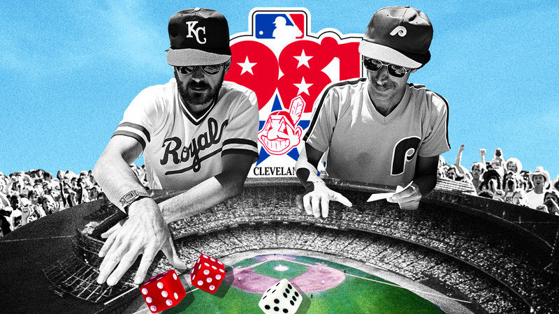 Illustration for article titled Not Even A Baseball Strike Could Stop Cleveland From Hosting The All-Star Game. Sort Of.