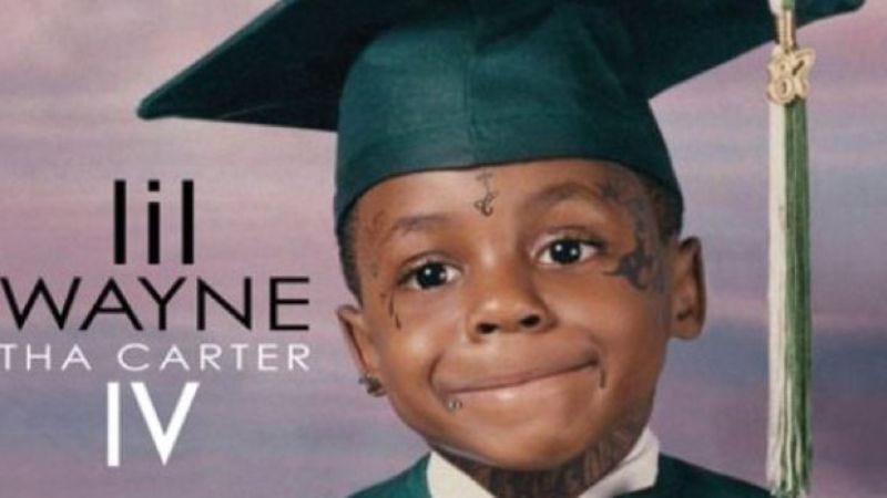 Illustration for article titled Lil Wayne drops much-anticipated new Tha Carter IV delay