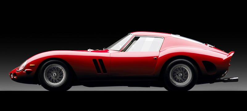 Illustration for article titled The Taxes Alone On This Ferrari 250 GTO Could Top $10 Million