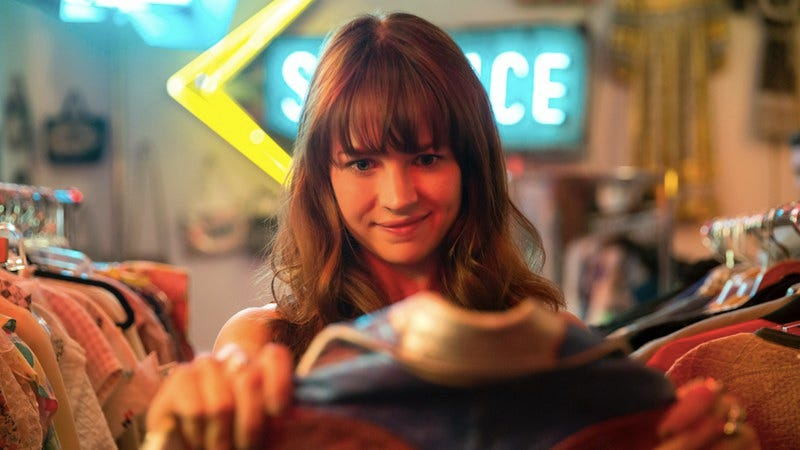 Britt Robertson (Photo: Karen Ballard/Netflix)