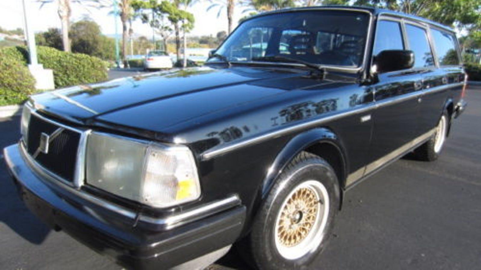 Npocp Black Beauty Volvo Edition