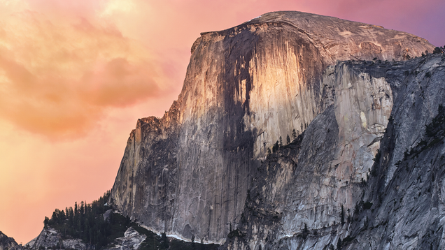 Yosemite обои 2