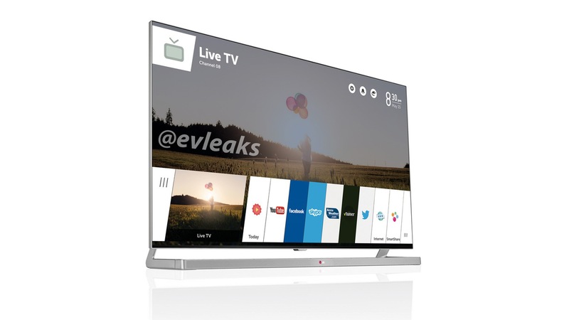 Illustration for article titled Is This LG's webOS TV?