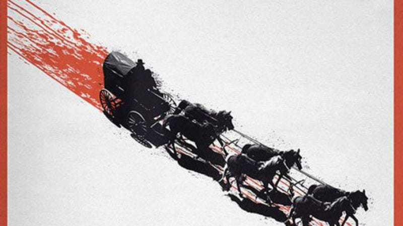 Illustration for article titled The Hateful Eight to debut this Christmas, but only in theaters that can play 70mm