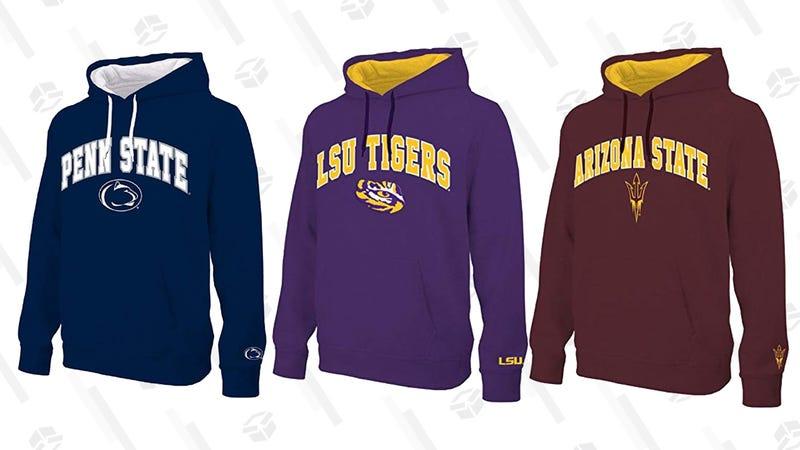 E5 Men's NCAA Hoodie | $25 | Amazon