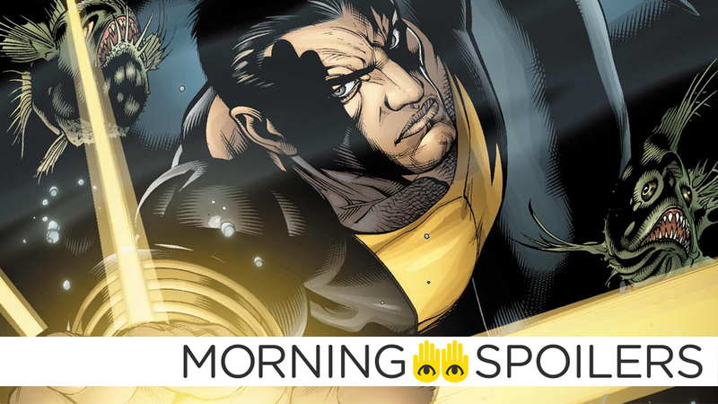The Black Adam movie: still happening, apparently!