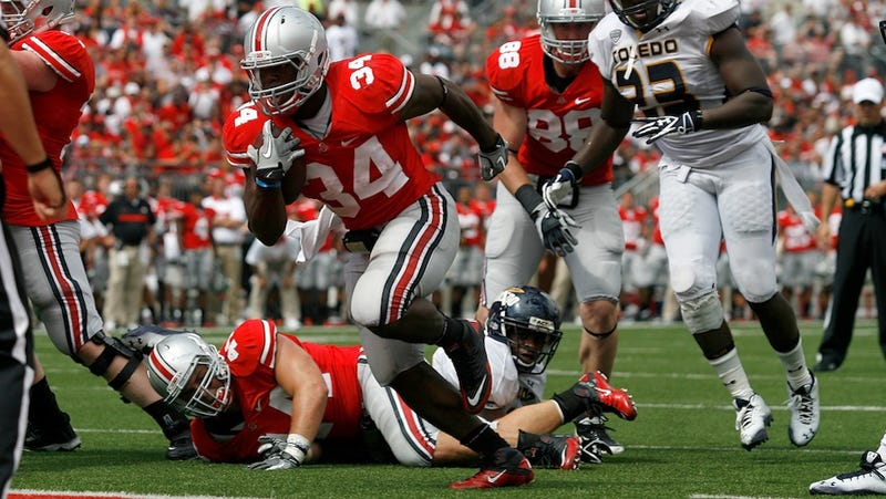 Illustration for article titled Report: Ohio State RB Carlos Hyde Won't Be Charged In Alleged Assault