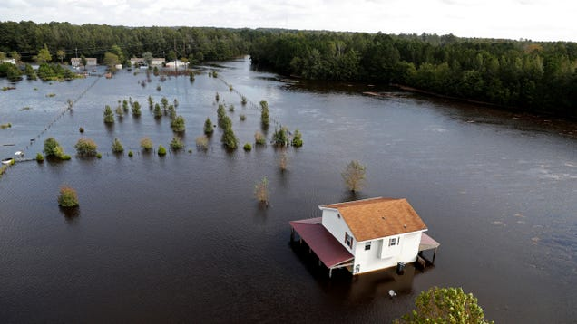 Climate Change Is Making Our Hurricane Scale Obsolete