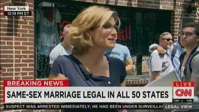 Cnn on gay marriage