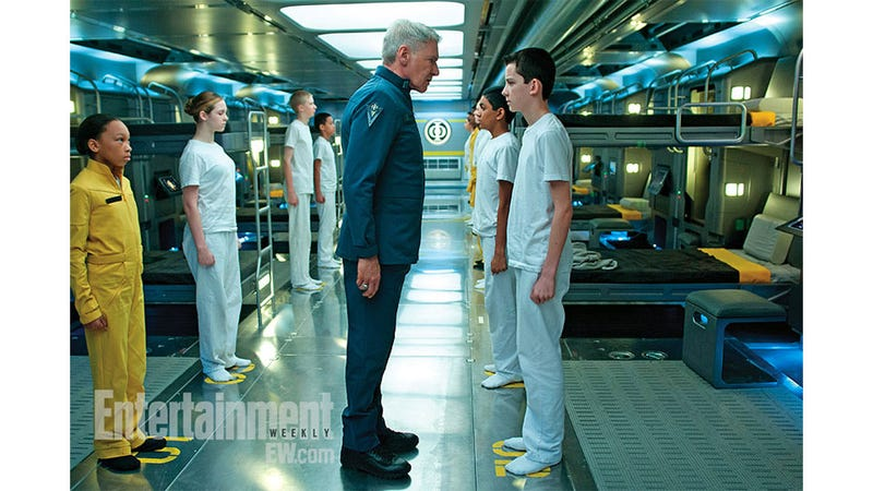 Illustration for article titled First Look at the Ender's Game Movie