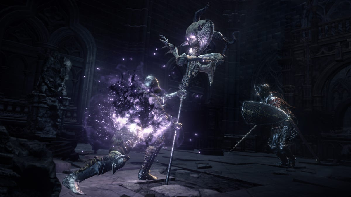 The Ringed City is Dark Souls at its most hollow