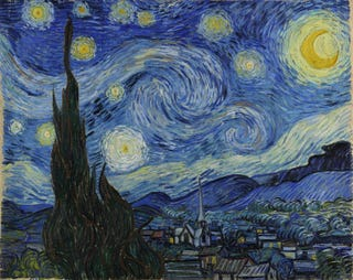 Illustration for article titled You Can Get Your Own 3D-Printed Van Gogh For Under $200