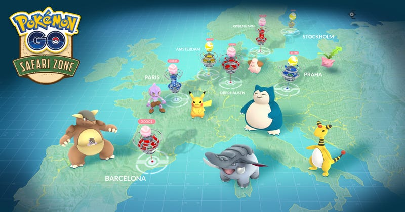 Illustration for article titled PokémonGo's Next Big Event Asks Players Worldwide To Work Together For Rare Prizes