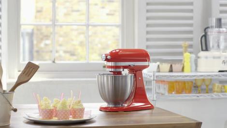KitchenAid Artisan Mini | $200 | KitchenAid