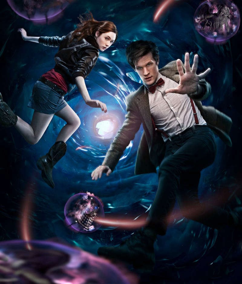 Illustration for article titled Dance In The Time Vortex With Doctor Who!