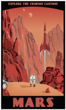 Illustration for article titled Andrew Stanton's John Carter Of Mars Ready To Start Filming... In Utah's Alien Landscape