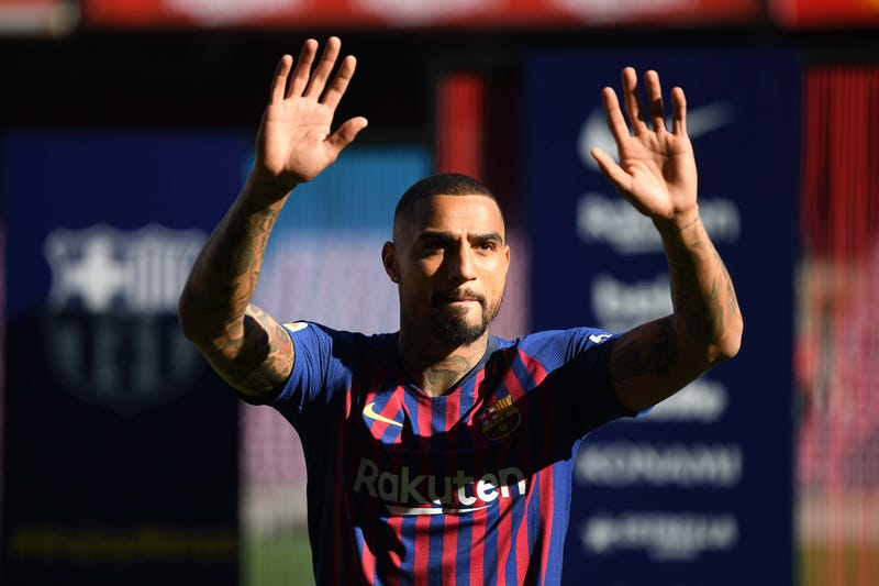 Illustration for article titled Barcelona's Bizarre Kevin-Prince Boateng Purchase Actually Makes All The Sense In The World