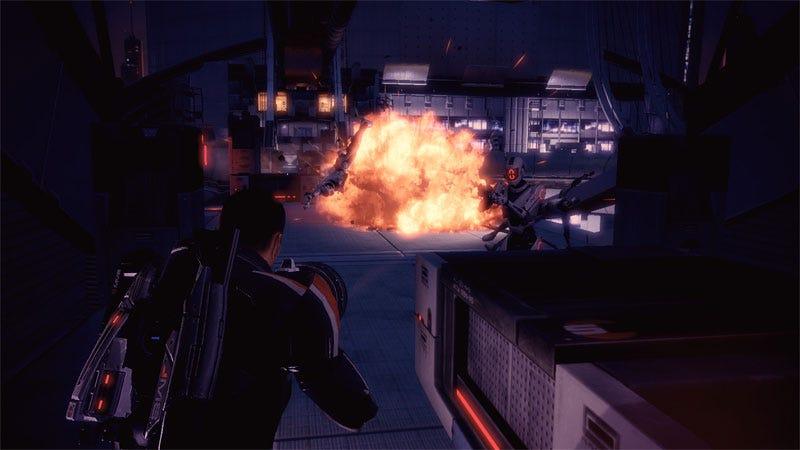 Illustration for article titled Mass Effect 2 Hands On: Shepard Strikes Back