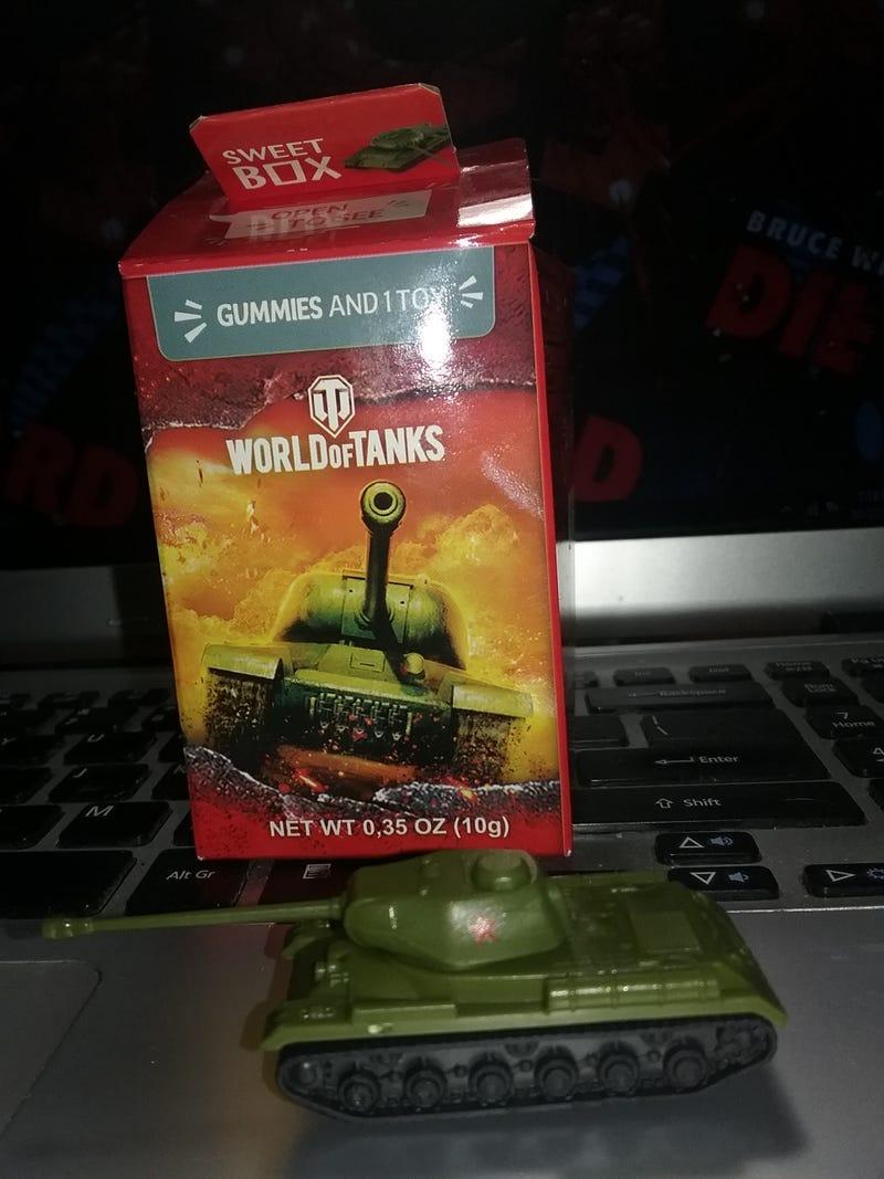 Illustration for article titled World of Tanks