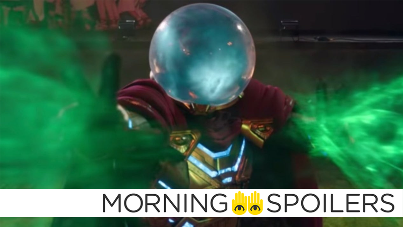 Updates From Spider-Man: Far From Home, Titans, and More