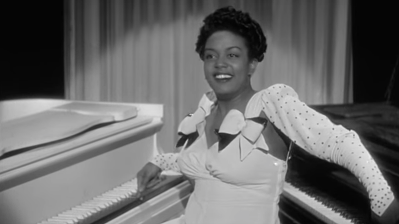 Illustration for article titled After a Shoutout From Alicia Keys, You Should Know Groundbreaking Piano Player Hazel Scott