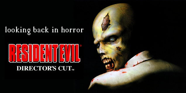 Illustration for article titled Looking Back in Horror: Resident Evil: Director's Cut